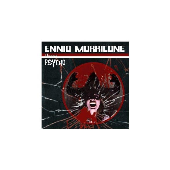ENNIO MORRICONE - Psycho / limitált színes vinyl bakelit / 2xLP