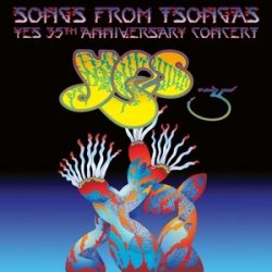 YES - Songs From Tsongas 35Th Anniversary Concert / vinyl bakelit / 4xLP