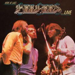 BEE GEES - Here At Last Live / vinyl bakelit / 2xLP
