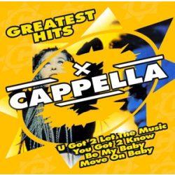 CAPPELLA - Greatest Hits / vinyl bakelit / LP