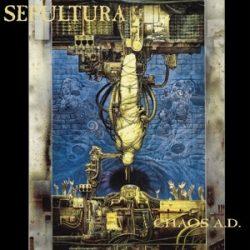 SEPULTURA - Chaos A.D. / vinyl bakelit / 2xLP