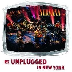 NIRVANA - Unplugged In New York / deluxe vinyl bakelit / 2xLP