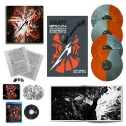 METALLICA - S&M 2 /vinyl bakelit box/ LP