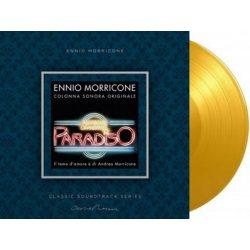 ENNIO MORRICONE - Nuovo Cinema Paradiso /színes limitált vinyl bakelit/ LP