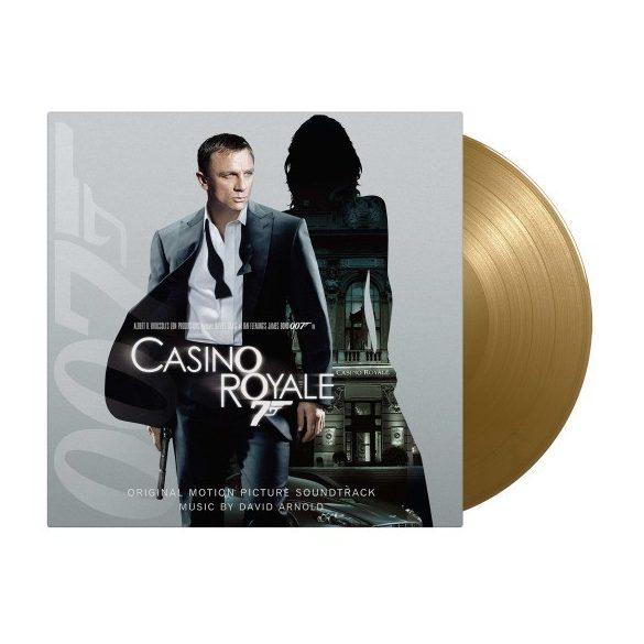 FILMZENE - Casino Royale /limitált színes vinyl bakelit/ 2xLP