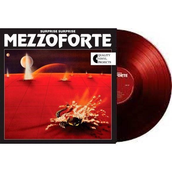 MEZZOFORTE - Surprise Surprise reissue 2020 / limitált színes vinyl bakelit / LP