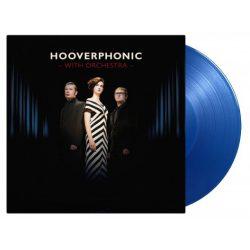 HOOVERPHONIC - With Orchestra /színes limitált vinyl bakelit/2xLP