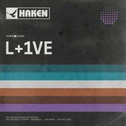 HAKEN - L+1ve / vinyl bakelit / LP