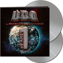 U.D.O. - We Are 1 / limitált silver vinyl bakelit / 2xLP