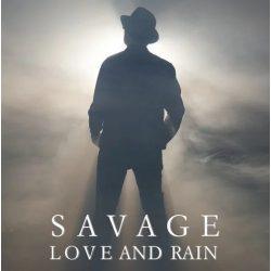 SAVAGE - Love And Rain / vinyl bakelit / LP