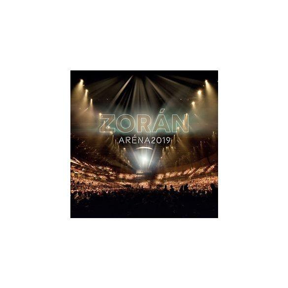 ZORÁN - ARÉNA 2019 /vinyl bakelit/LP
