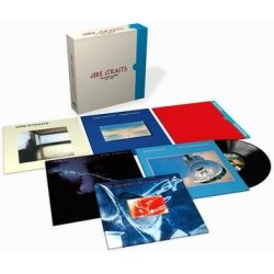 DIRE STRAITS Complete Studio Albums 1978-1991/vinyl bakelit/LP BOX