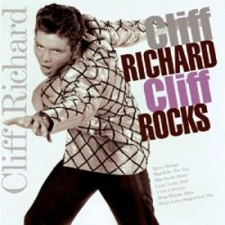 CLIFF RICHARD - Rocks / vinyl bakelit / LP