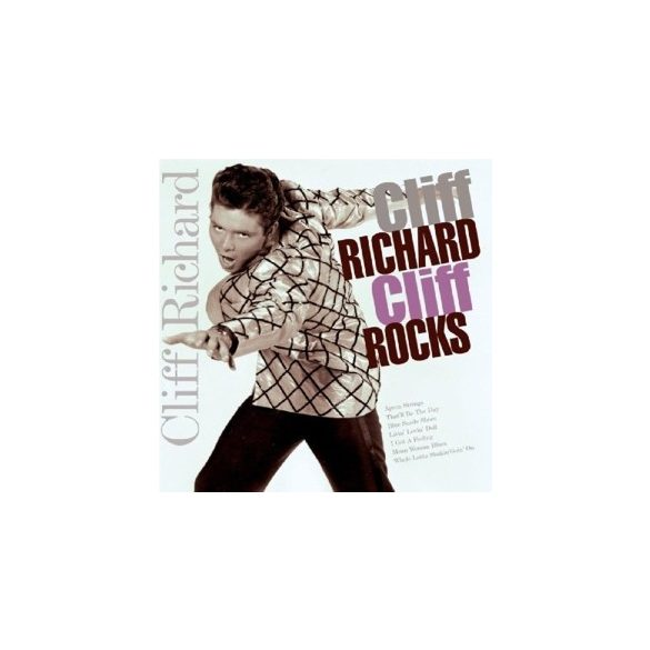 CLIFF RICHARD - Me and My Shadows /vinyl bakelit/LP