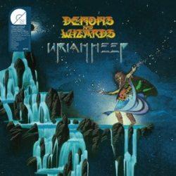 URIAH HEEP - Demons And Wizards / deluxe vinyl bakelit / LP
