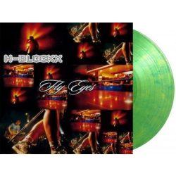 H-BLOCKX - Fly Eyes / limitált színes vinyl bakelit / 2xLP