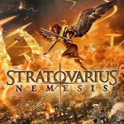 STRATOVARIUS - Nemesis / limitált színes vinyl bakelit / LP