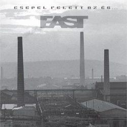 EAST - Csepel Felett Az Ég koncert CD