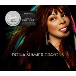 DONNA SUMMER - Crayons / deluxe / CD