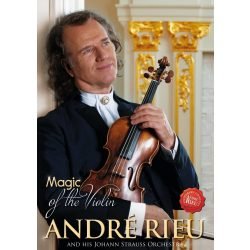 ANDRE RIEU - Magic Of The Violin DVD