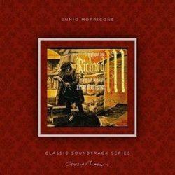 ENNIO MORRICONE - Symphony For Richard III. / vinyl bakelit /  LP