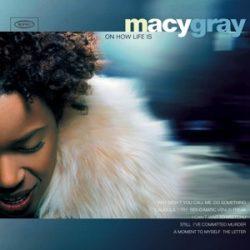 MACY GRAY - On How Life Is / limitált színes vinyl bakelit / LP