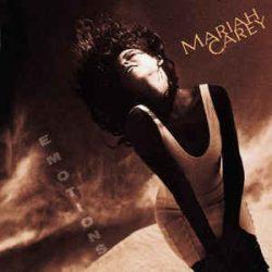 MARIAH CAREY - Emotions / vinyl bakelit / LP
