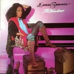 DONNA SUMMER - Wanderer / vinyl bakelit / LP