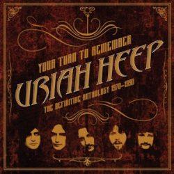 URIAH HEEP - Your Turn To Remember Definitive Anthology 1970-1990 / vinyl bakelit / 2xLP