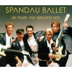SPANDAU BALLET - 40 Years Greatest Hits / vinyl bakelit / 2xLP