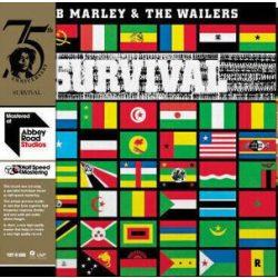 BOB MARLEY - Survival / half speed master vinyl bakelit / LP