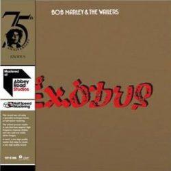 BOB MARLEY - Exodus / half speed master vinyl bakelit / LP