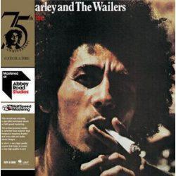 BOB MARLEY - Catch A Fire / half speed master vinyl bakelit / LP