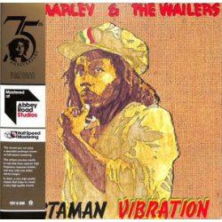 BOB MARLEY - Rastaman Vibration/ half speed master vinyl bakelit / LP