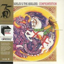 BOB MARLEY - Confrontation / half speed master vinyl bakelit / LP