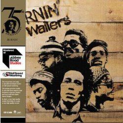 BOB MARLEY - Burnin' / half speed vinyl bakelit / LP