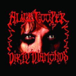 ALICE COOPER - Dirty Diamonds / limitált színes vinyl bakelit / LP