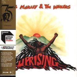 BOB MARLEY - Uprising / half speed master vinyl bakelit / LP