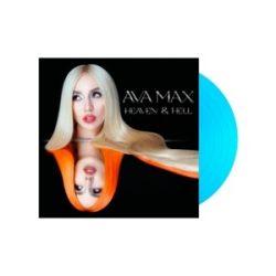 AVA MAX - Heaven and Hell / blue vinyl bakelit / LP