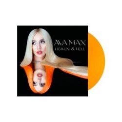AVA MAX Heaven and Hell / orange vinyl bakelit / LP