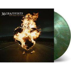 36 CRAZYFISTS - Rest Inside the Flames / limitált színes vinyl bakelit / LP