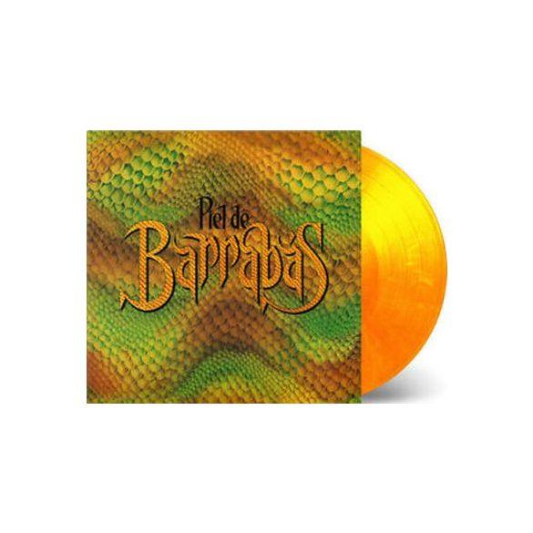 BARRABAS - Piel De Barrabas / limitált színes vinyl bakelit / LP