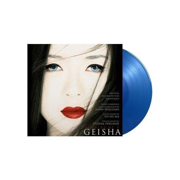 FILMZENE - Memoirs of a Geisha / limitált színes vinyl bakelit / 2xLP