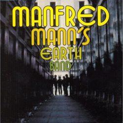 MANFRED MANN'S EARTH BAND  - Manfred Mann Earth Band / vinyl bakelit / LP