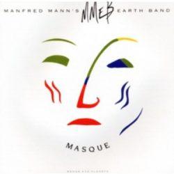 MANFRED MANN'S EARTH BAND  - Masque / vinyl bakelit / LP
