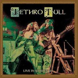 JETHRO TULL - Live In Sweden 69 / limtált színes vinyl bakelit / LP