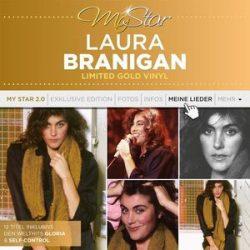LAURA BRANIGAN - My Star / vinyl bakelit / LP