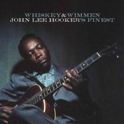 JOHN LEE HOOKER - Whiskey & Wimmen / vinyl bakelit / LP