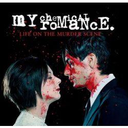MY CHEMICAL ROMANCE - Life On The Murder Scene / színes limitált  vinyl bakelit / 2xLP