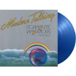 MODERN TALKING - Romantic Warriors / limitált színes vinyl bakelit / LP